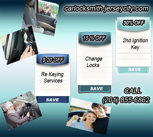 Duplicate Car Keys Jersey City NJ - Car Keys, Car Lockout